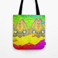 Kiwi Fun Tote Bag