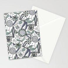 Wild garden Stationery Cards