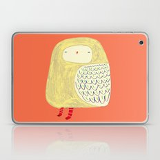 Cute Owl. owl art, owl illustration, owl print, owl decor, nature,  Laptop & iPad Skin