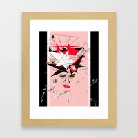 In My Eyes Framed Art Print
