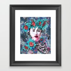Freckles II Framed Art Print