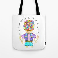 Young Magic Tote Bag