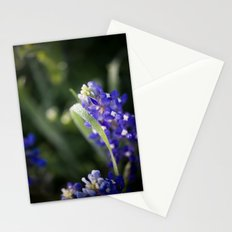 Blue Morning Dew Stationery Cards