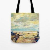 Blissful Shore Tote Bag