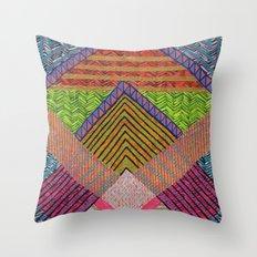 Bahamamama Throw Pillow