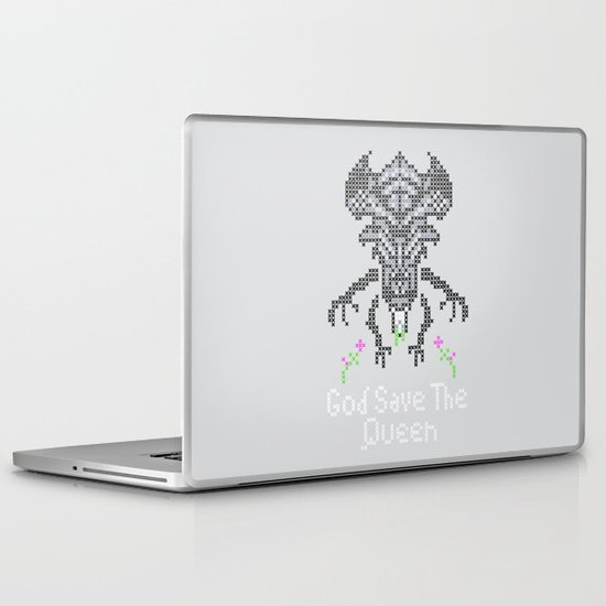 Xenobroidery Laptop & iPad Skin