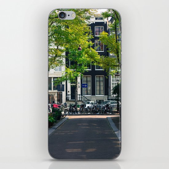 Streetlife  iPhone & iPod Skin