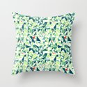 Moment Pattern Throw Pillow