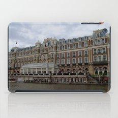 Amsterdam Hotel iPad Case