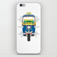 Tuk Tuk iPhone & iPod Skin