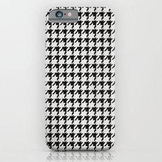 Houndstooth Slim Case iPhone 6s