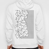 Abstraction Outline Grid… Hoody