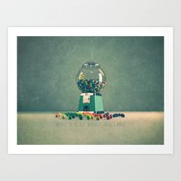 World Is Better Without … Art Print