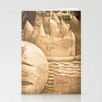 Baguettes Du Jour Stationery Cards
