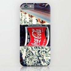Railway Cola iPhone 6 Slim Case