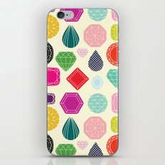 Gems iPhone & iPod Skin