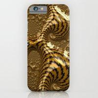 Electric Gold iPhone 6 Slim Case