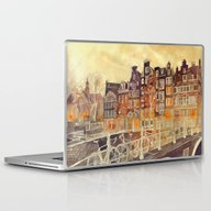 Amsterdam Laptop & iPad Skin