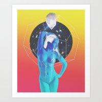 Untitled 010  Art Print