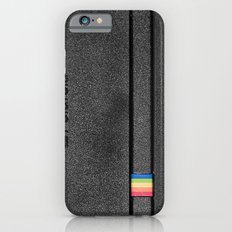 Polaroid Spirit 600 CL, black iPhone 6 Slim Case