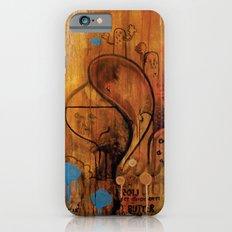 handicapped bull iPhone 6 Slim Case