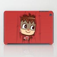 Heeeeere's..... the Villager! iPad Case