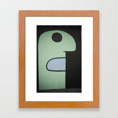 ESG007 Framed Art Print