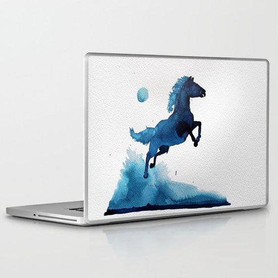 Equus ferus caballus Laptop & iPad Skin