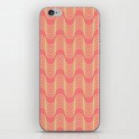 Midcentury Pattern 06 iPhone & iPod Skin