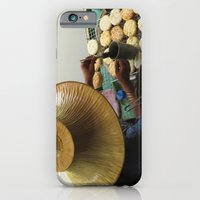 iPhone & iPod Case featuring Floating Market by Giorgia Giorgi