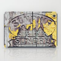 All and Sundre iPad Case