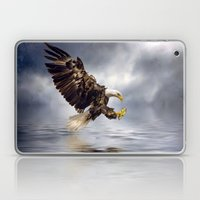 Young Bald Eagle Swoopin… Laptop & iPad Skin