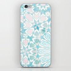Fez Moroccan Tiles {4E} iPhone & iPod Skin