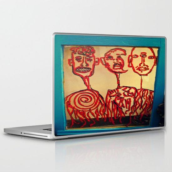 we belong  Laptop & iPad Skin