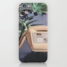 Late Nite Phone Talks iPhone 6s Slim Case