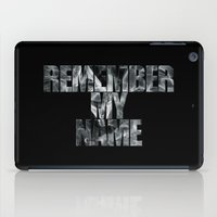 Remember iPad Case