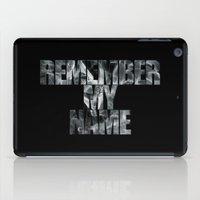 Remember iPad Case