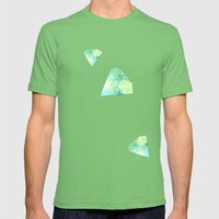 Diamond Mens Fitted Tee Grass SMALL