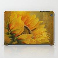 Sunflower Magic iPad Case