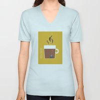 70s Coffee Unisex V-Neck