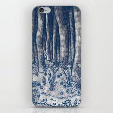 Oregon Forest iPhone & iPod Skin