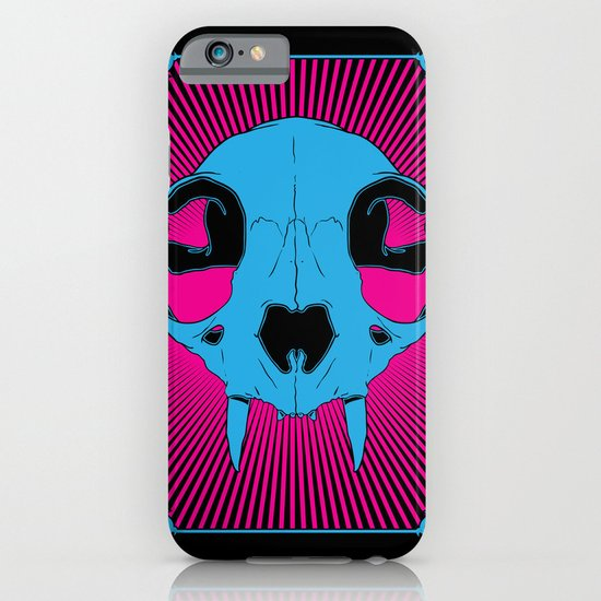 The Cats Meow iPhone & iPod Case