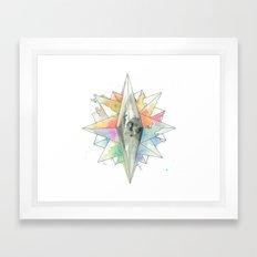 C.O.M.P.A.S.S. No. 1 Framed Art Print