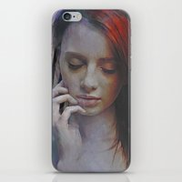 Evanesce iPhone & iPod Skin