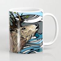 In the Wind Mug