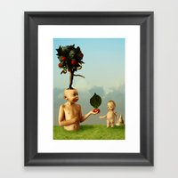 A New Breed Framed Art Print