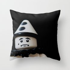 That Monday Feeling Throw Pillow