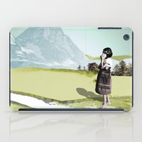 somewhere iPad Case