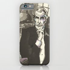 Portrait of Vincent Price in the Laboratory iPhone 6s Slim Case