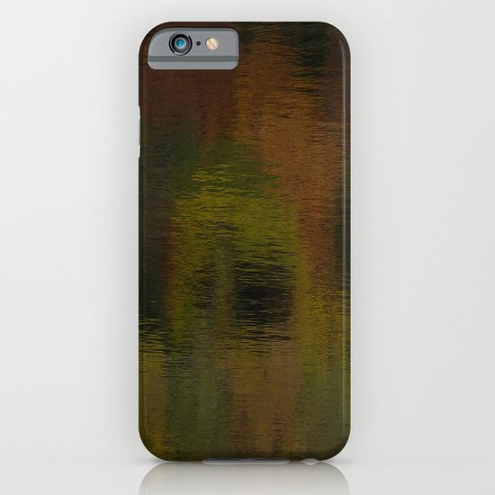 Reflecting Autumn iPhone & iPod Case